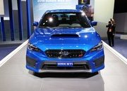 The Best Get Better As Upgrades Dominate Subaru WRX And STI Models - image 700814