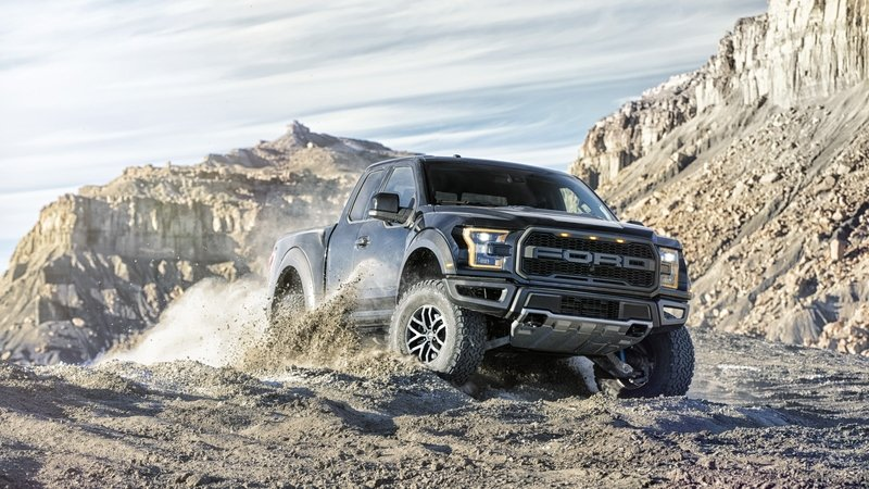 The Last 2017 Ford F-150 Raptor Raises $207K at Auction