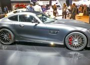 The Mercedes-AMG GT C Can Accommodate People of the Plump Variety - image 701753