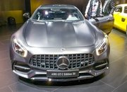 The Mercedes-AMG GT C Can Accommodate People of the Plump Variety - image 701754