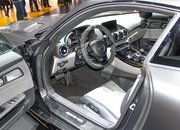The Mercedes-AMG GT C Can Accommodate People of the Plump Variety - image 701756