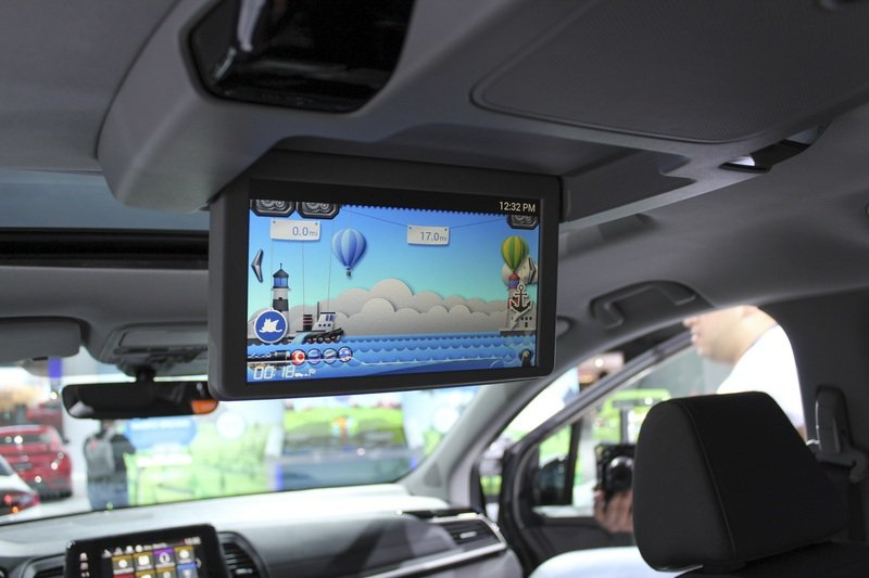 The New Honda Odyssey Stole the Show from Chevy in Detroit High Resolution Interior - image 701620