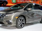 The New Honda Odyssey Stole the Show from Chevy in Detroit - image 701623