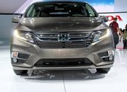 The New Honda Odyssey Stole the Show from Chevy in Detroit - image 701608