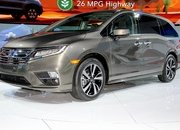 The New Honda Odyssey Stole the Show from Chevy in Detroit - image 701609