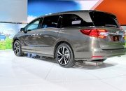 The New Honda Odyssey Stole the Show from Chevy in Detroit - image 701610