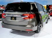 The New Honda Odyssey Stole the Show from Chevy in Detroit - image 701611