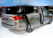 The New Honda Odyssey Stole the Show from Chevy in Detroit - image 701612