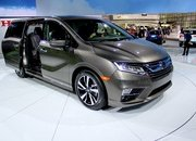 The New Honda Odyssey Stole the Show from Chevy in Detroit - image 701613