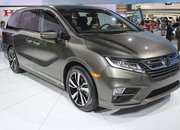 The New Honda Odyssey Stole the Show from Chevy in Detroit - image 701607