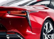Lexus Is Set To Promote The LC With New Super Bowl Ad - image 703011