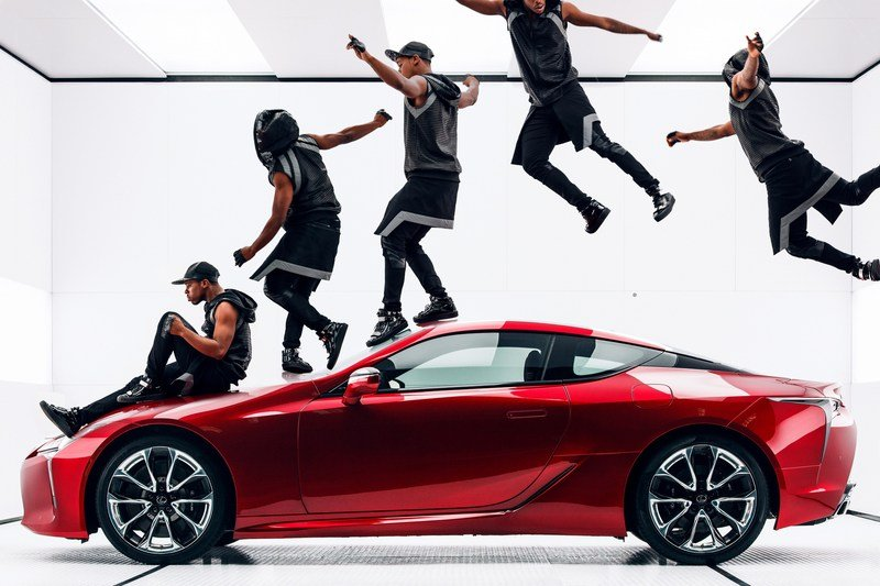Lexus Is Set To Promote The LC With New Super Bowl Ad