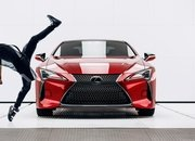Lexus Is Set To Promote The LC With New Super Bowl Ad - image 703010
