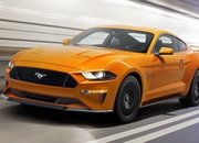 The Wait Is Over! Here's the Upgraded, 2018 Ford Mustang - image 702256
