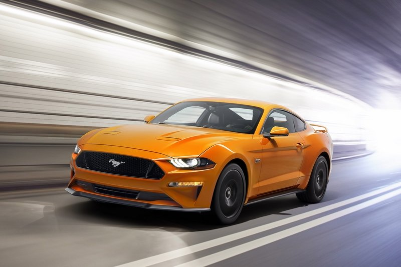 The Wait Is Over! Here's the Upgraded, 2018 Ford Mustang - image 702257