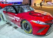 Toyota's Camry NASCAR Racer is Built in America - image 701730