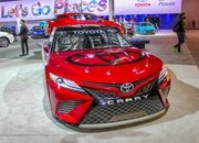 Toyota's Camry NASCAR Racer is Built in America - image 701732