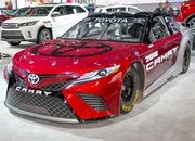 Toyota's Camry NASCAR Racer is Built in America - image 701734