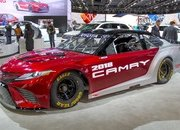 Toyota's Camry NASCAR Racer is Built in America - image 701735