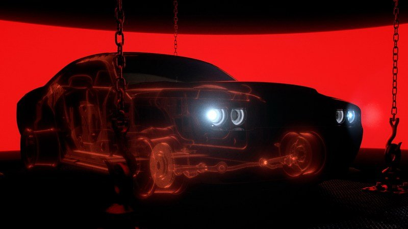Unthinkable Opportunity: Challenger SRT Demon with All-Wheel Drive