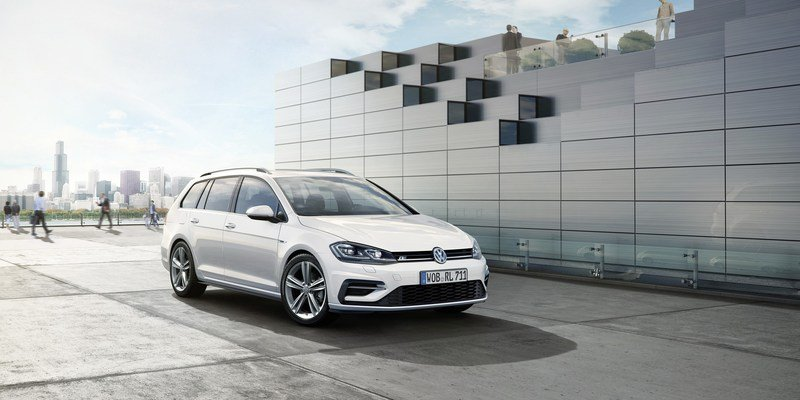 2017 Volkswagen Golf R-Line Package High Resolution Exterior - image 700244