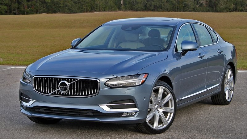 2017 Volvo S90 Inscription – Driven