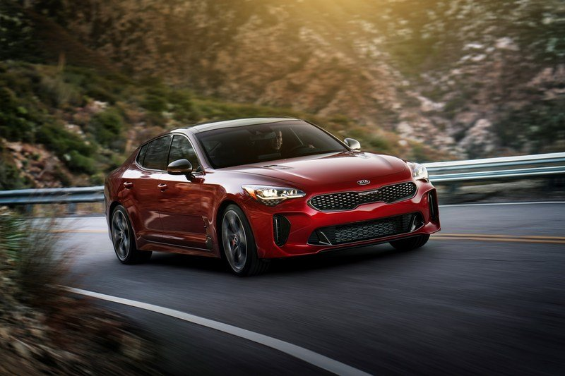 2018 Kia Stinger High Resolution Exterior - image 700354