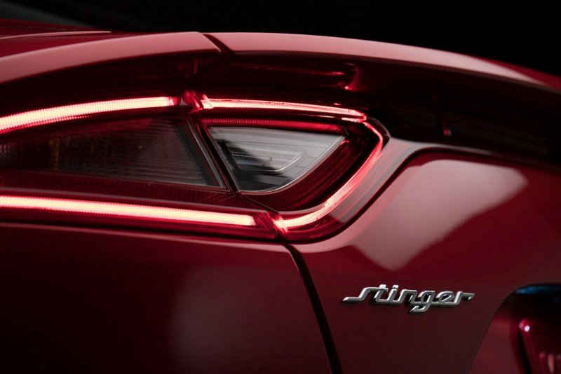 2018 Kia Stinger High Resolution Exterior - image 700359
