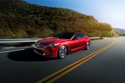 The Kia Stinger Gives Dealers Their First Opportunity to Exploit the Markup Game - image 700361