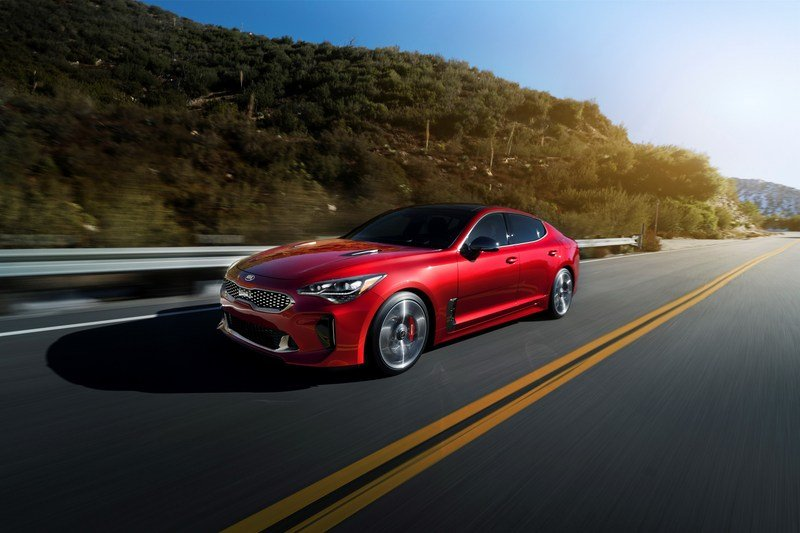 2018 Kia Stinger High Resolution Exterior - image 700361