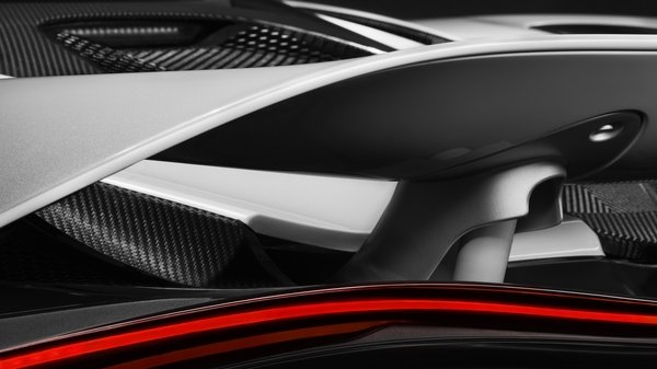 Watch Out Ferrari! The New McLaren Super Series Will Generate Outstanding Downforce