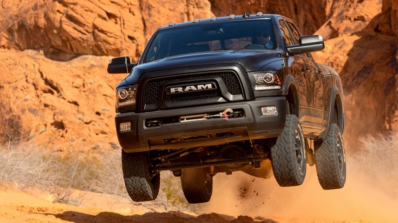 We're Driving the 2017 Ram Power Wagon! What Do You Want To Know?