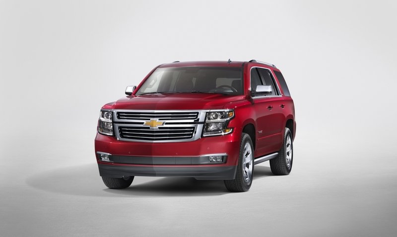 2015 Chevrolet Tahoe High Resolution Exterior - image 704773