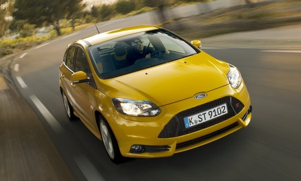 2015 ford focus st picture 706740 car review top speed. Black Bedroom Furniture Sets. Home Design Ideas