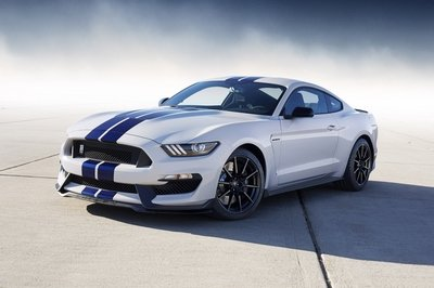 2016 - 2017 Ford Shelby GT350 Mustang - image 707033