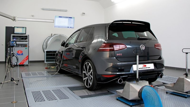 2016 Volkswagen Golf VII GTI Clubsport by Speed-Buster - image 705920