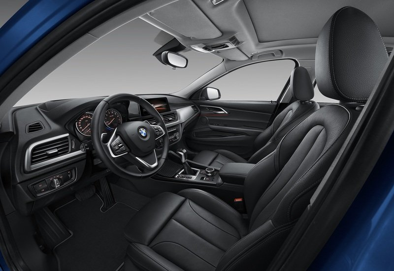 2017 BMW 1 Series Sedan High Resolution Interior - image 706997