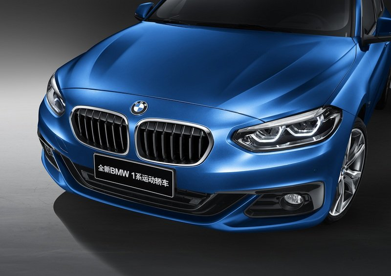 2017 BMW 1 Series Sedan High Resolution Exterior - image 706991