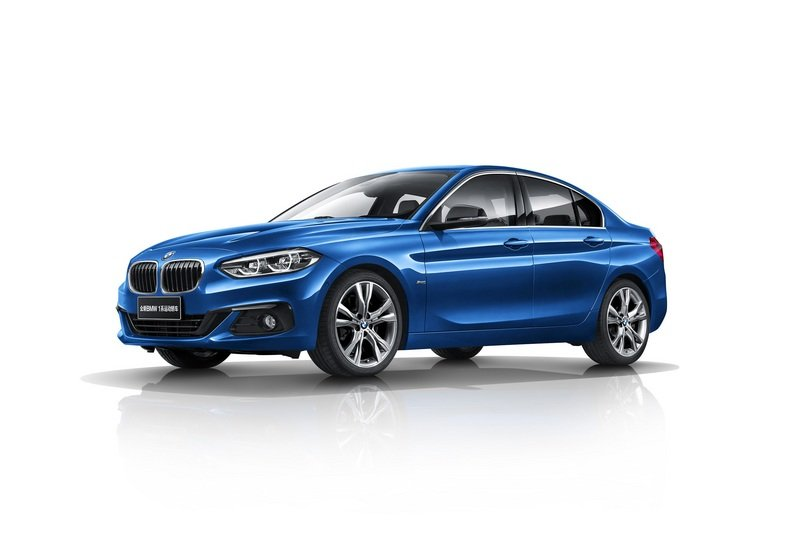2017 BMW 1 Series Sedan High Resolution Exterior - image 706993