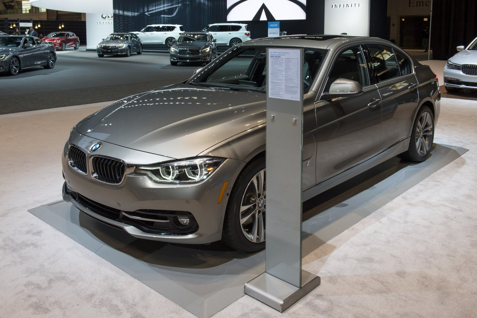 2017 bmw 330e iperformance picture 706299 car review top speed. Black Bedroom Furniture Sets. Home Design Ideas