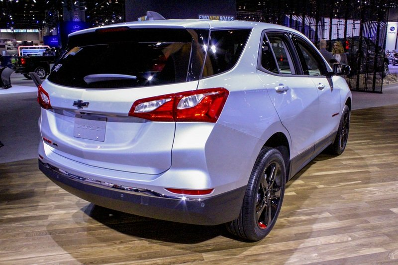 2017 Chevrolet Equinox Redline Edition