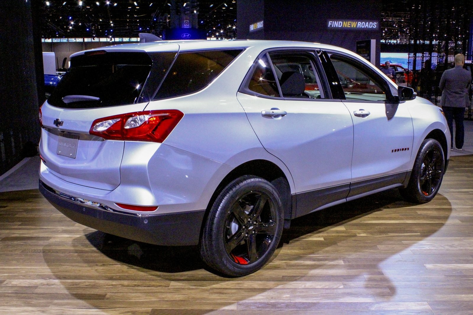 2017 Chevrolet Equinox Redline Edition - Picture 705364 | car review @ Top Speed