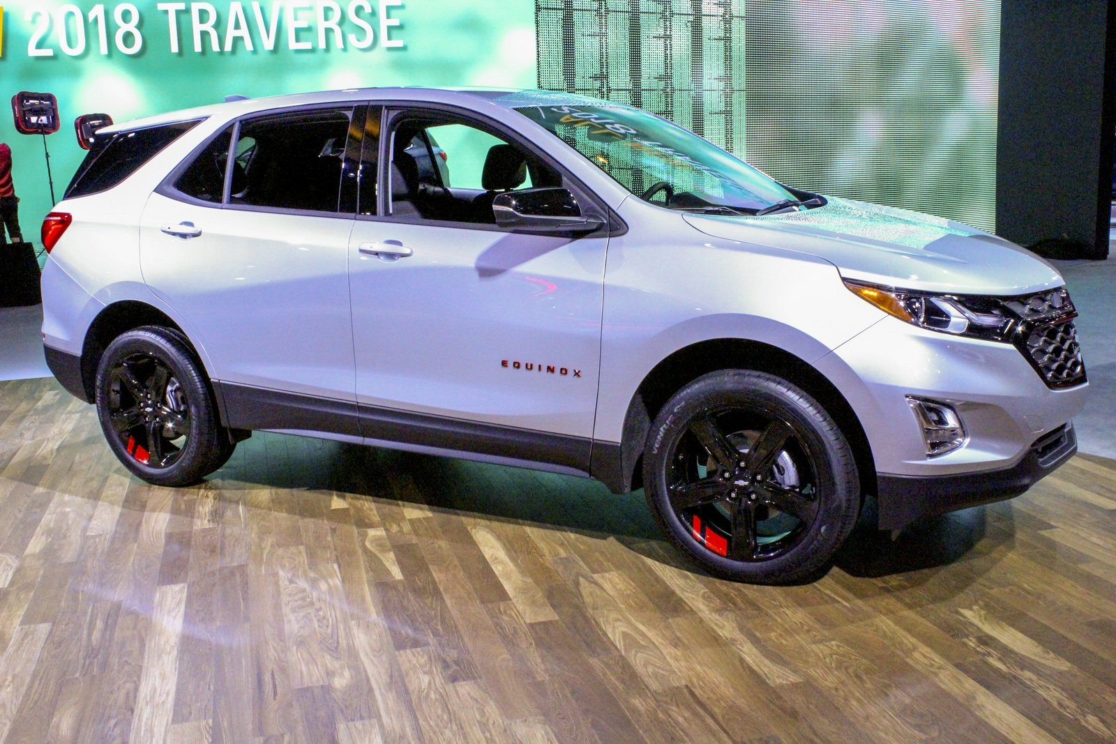 2017 Chevrolet Equinox Redline Edition - Picture 705368 | car review @ Top Speed