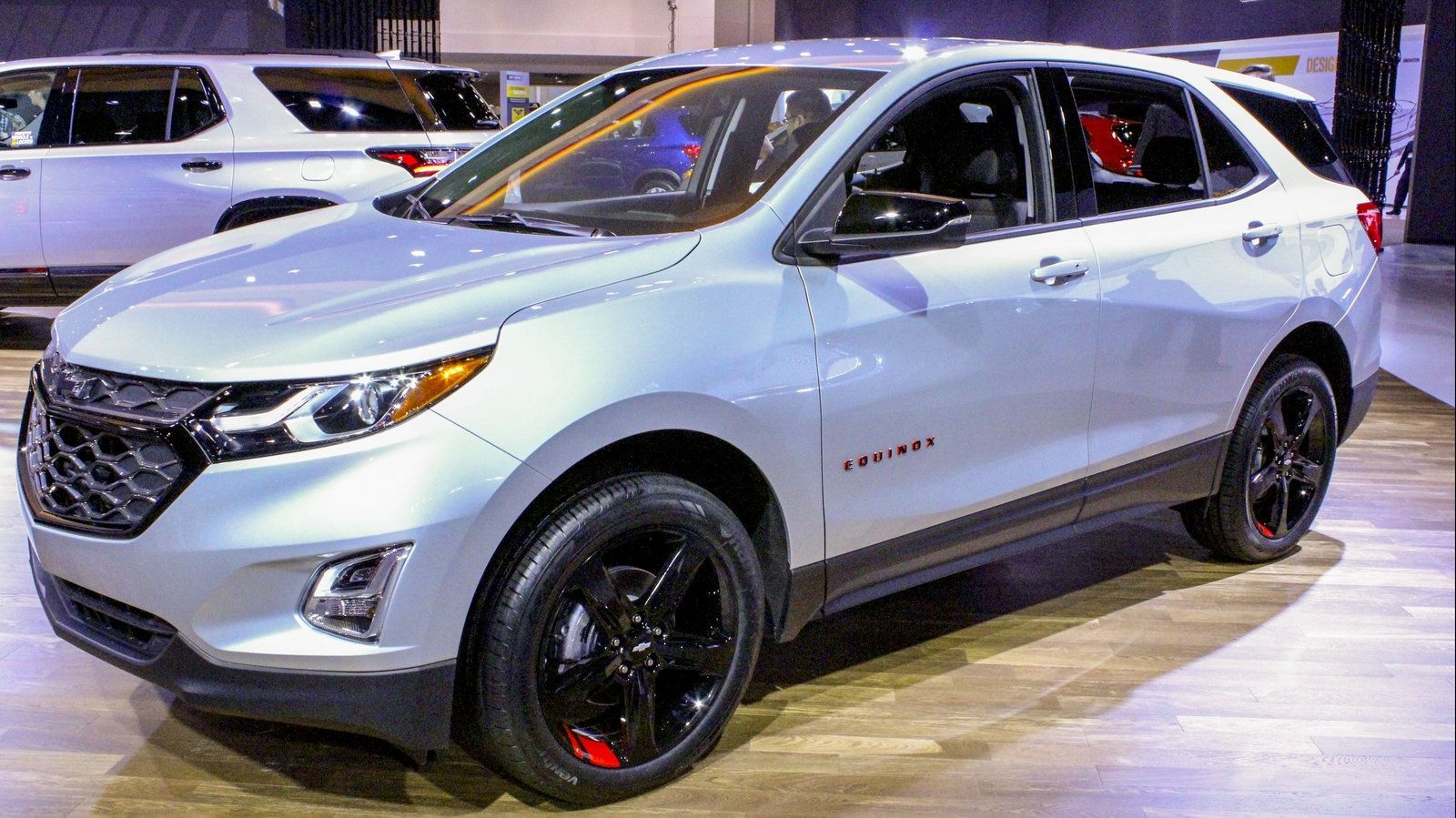 2017 chevrolet equinox redline edition review top speed. Black Bedroom Furniture Sets. Home Design Ideas