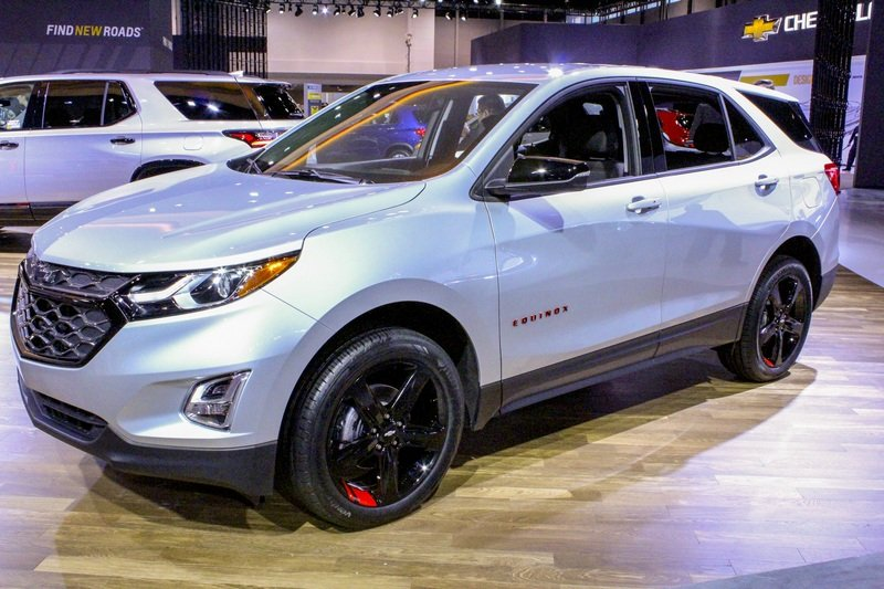2017 chevrolet equinox redline edition review top speed. Cars Review. Best American Auto & Cars Review