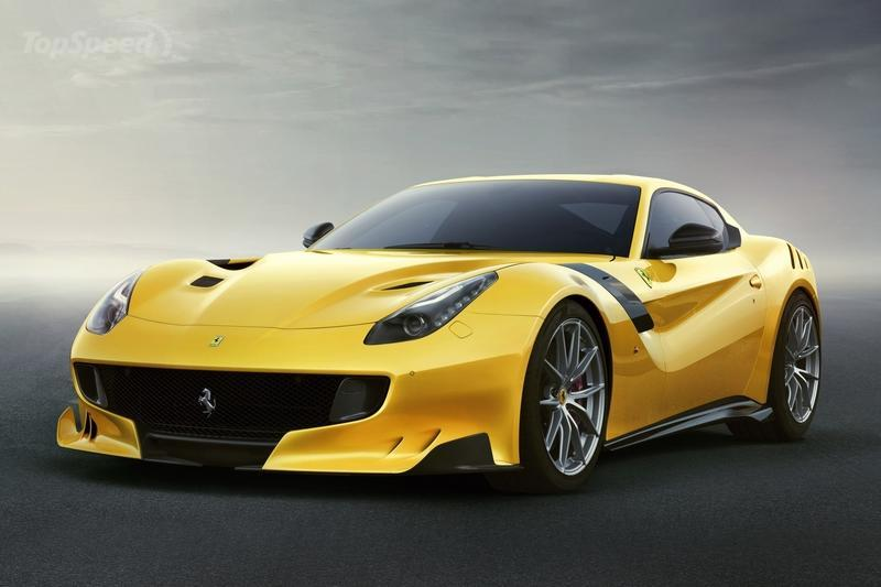 2017 Ferrari F12tdf Exterior High Resolution - image 705880
