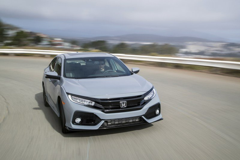 2017 Honda Civic Hatchback - image 706727