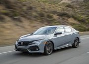 2017 Honda Civic Hatchback - image 706728