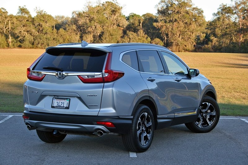 2017 Honda CR-V – Driven High Resolution Exterior - image 705985