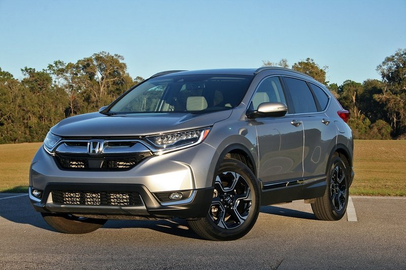 2017 Honda CR-V – Driven High Resolution Exterior - image 705973